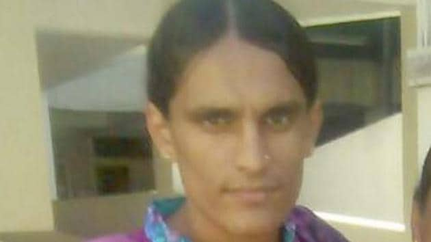 Ganga Kumari had cleared the written and physical tests for recruitment as Rajasthan Police constable in March 2015.(HT PHOTO)