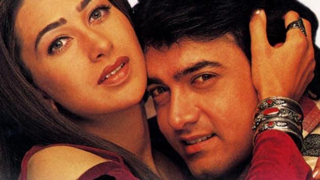 Aamir Khan and Karisma Kapoor-starrer Raja Hindustani completes 21 years today.