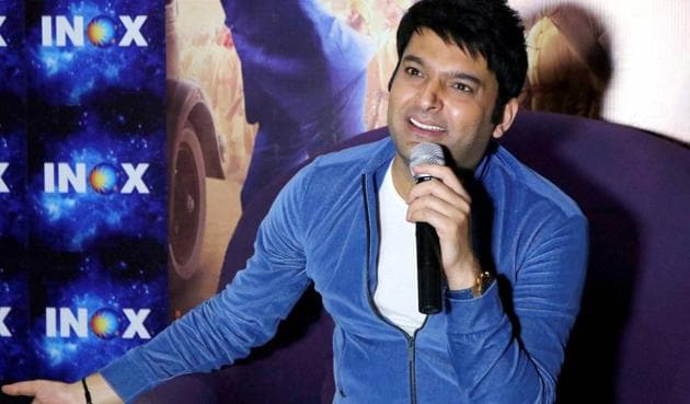 Kapil Sharma was again missing from the shoot as he promoted his film, Firangi. He kept Akshay Kumar and the team of Great Indian Laughter Challenge waiting before the shoot was finally cancelled.(PTI)