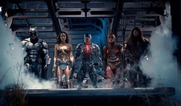 It's all very ho-hum. After the death of Superman at the end of the much-maligned Batman v Superman: Dawn of Justice, the caped crusader enlists the help of new allies to protect the planet from a deadly cosmic threat.