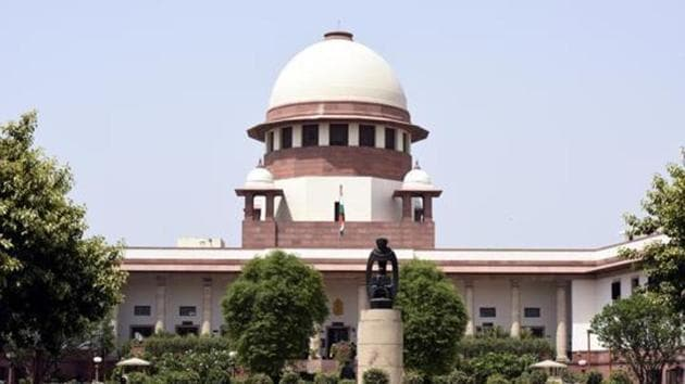 The National Capital Territory (NCT) belongs to the entire nation and not just to Delhi, the Centre told the Supreme Court on Wednesday.(Sonu Mehta/HT PHOTO)