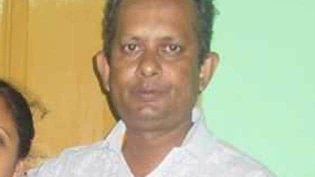 Journalist Sudip Datta Bhowmick worked with a local Bengali daily Syandan Patrika and a news channel Vanguard.(HT Photo)