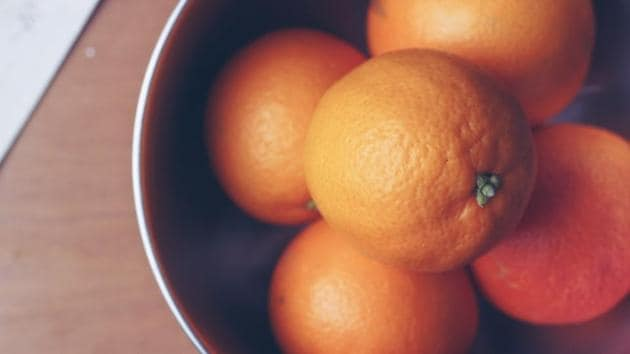 It is great to nibble on fruits like oranges and carrots in winter for that extra dose of vitamin C and vitamin A.(Shutterstock)