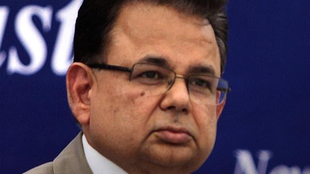 Justice Dalveer Bhandari, the Indian member at the International Court of Justice.(HT File Photo)
