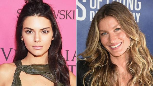 World's highest-paid model 2017: Kendall Jenner ousts Gisele Bundchen with $22m...