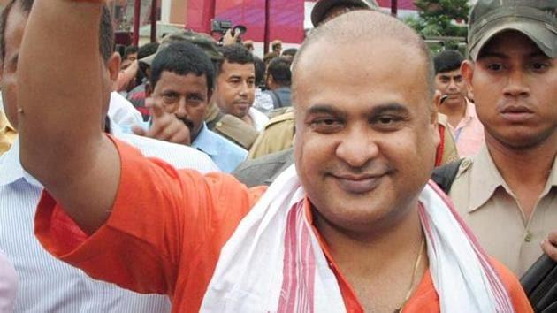 Assam health minister Himanta Biswa Sarma.(PTI file)