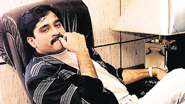 Absconding mafia don Dawood Ibrahim is reported to be suffering from bouts of depression owing to a family hurdle, which he is unable to resolve, according to police officials.(HT File Photo)