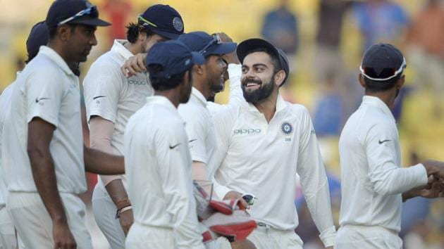 Virat Kohli and the Indian cricket team has had a very good home season and will be mentally pumped up, but with just a week to acclimatise in South Africa before the tough series against the Proteas, Indians could end up feeling underprepared.(PTI)