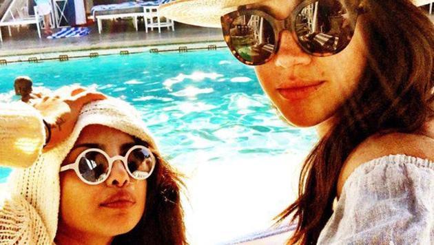 Priyanka Chopra and Meghan Markle became friends two years ago.(Instagram)