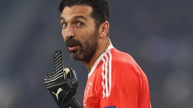 Italy national football team and Juventus legend Gianluigi Buffon had said after the team failed to qualify for the FIFA World Cup 2018 in Russia that he is ending his 175-cap career.(Getty Images)