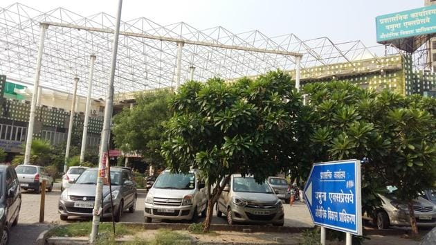 The scheme had plots in size of 4,000 square meters, 2,000 sq mt, 1,000 sq mt, 500 sq mt and 300 sq mt.(HT File)