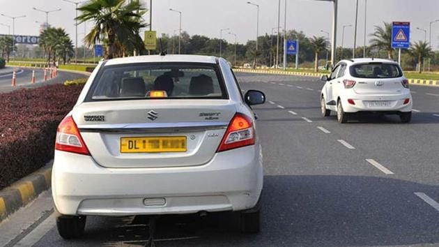 A taxi driver was arrested for allegedly trying to abduct a woman judge in Delhi.(HT File Photo/For Representation only)