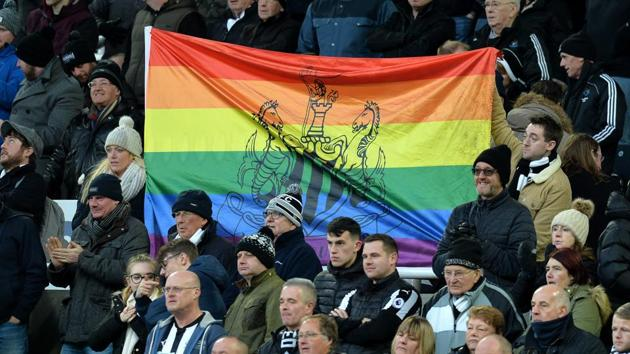 Russia is gearing up to host the 2018 FIFA World Cup but the football world body's anti-discrimination advisors FARE have warned of dangers to the LGBTQ community.(Getty Images)