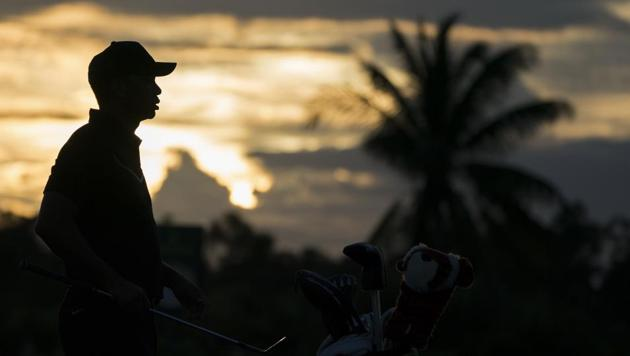 Tiger Woods is making yet another return to competition this week at the Hero World Challenge, an 18-man event with no cut at Albany Golf Club. It's his first tournament in 10 months and his first time competing since fusion surgery in April, the fourth operation on his back. Early indications are that #Woods is in a much better spot than when he returned a year ago in the Bahamas. (Video courtesy ESPN/SNTV).