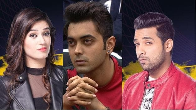This week's nominations have put Luv Tyagi, Bandgi Kalra and Puneesh Sharma in the danger zone.(Colors)