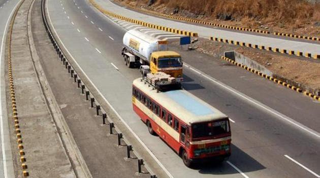 In Thane district, 27 of 28 village gram sabhas have opposed the Mumbai-Nagpur expressway.(HT File)