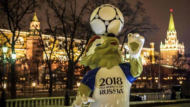 The 2018 FIFA World Cup will be held in Russia from June 14 to July 15.(AFP)