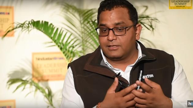 HTLS: Wearables could replace mobile payments, says PayTM's Vijay Shekhar Sharma