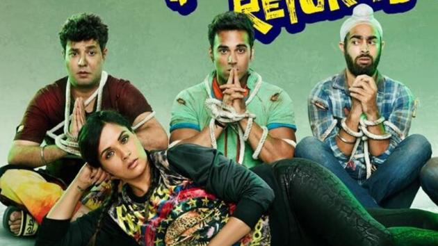 Fukrey Returns is not funny at all.