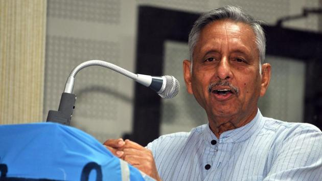 Senior Congress leader Mani Shankar Aiyar called Narendra Modi a 'neech aadmi' after the prime minister accused the Congress of seeking votes in BR Ambedkar's name but trying to erase his contribution to building India.(HT file)