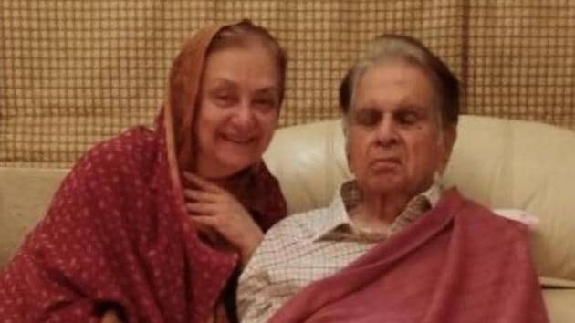 Dilip Kumar turns 95: Saira Bano plans get together with family and friends, thanks...