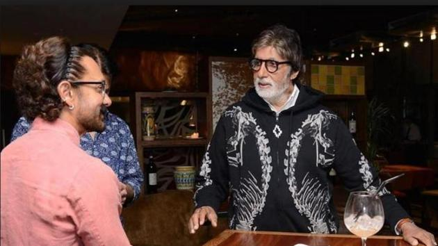 Thugs Of Hindostan will hit the screens on Diwali, 2018.