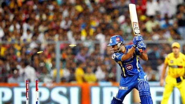 The 2013 IPL season was mired in controversy after police launched legal proceedings against several officials and cricketers for illegal betting and spot-fixing.(HT File Photo)