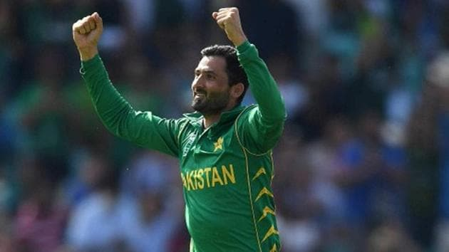 Pakistan's Junaid Khan sustained a fracture to his right foot while playing for Khulna Titans in the Bangladesh Premier League (BPL) in November.(Twitter)