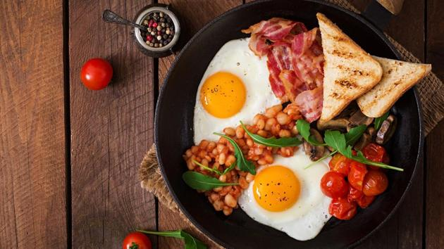 A balanced diet should be a healthy mix of carbohydrates, proteins and fats.(Getty Images/iStockphoto)