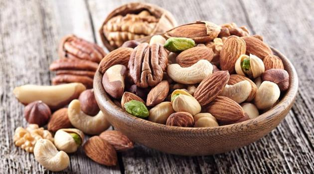 New research has suggested that consuming nuts daily is great for the heart.(Shutterstock)
