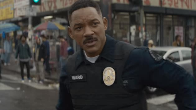 Were it not for Will Smith and Joel Edgerton's always dependable charm, Bright would have been quite a dull experience.