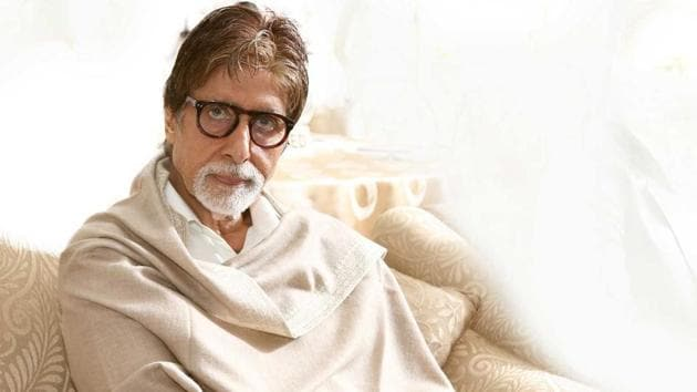 Bollywood actor Amitabh Bachchan.(HT File)