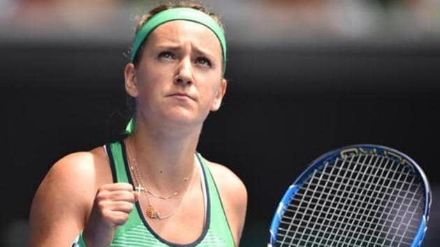 Victoria Azarenka will not be taking part in the ASB Classic tennis tournament in Auckland.(AFP)