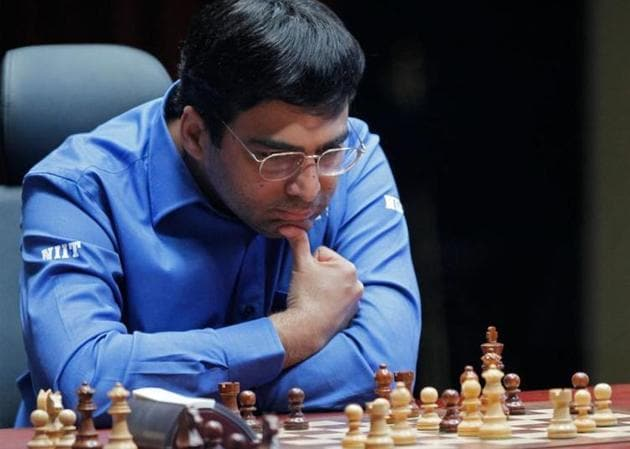 Indian chess legend Viswanathan Anand did not have the best of years in 2017.(AP)