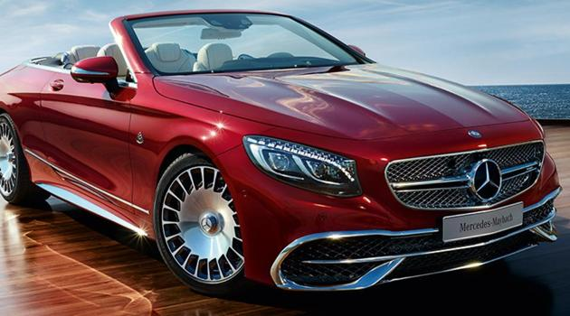 """The Maybach S 650 will debut at the motor show and will kick off the company's """"product offensive"""" in the Indian market for 2018."""