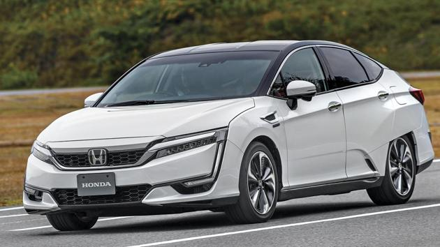 Honda has been working on fuel cell vehicles for over two decades and the FCV Clarity that was launched in Japan, and parts of Europe and USA last year, marks a big step in the journey.