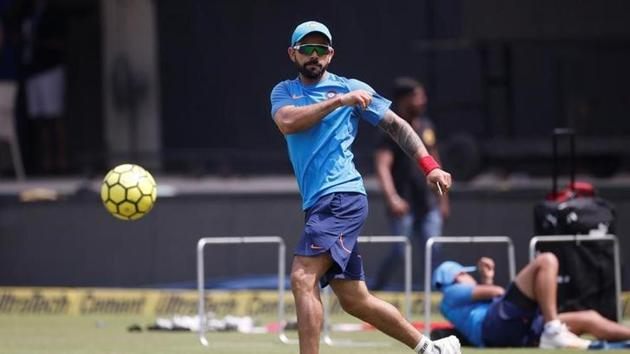 The Virat Kohli-led Indian cricket team will face a still challenge from South Africa in the upcoming series.(Reuters)