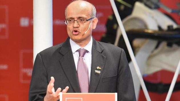 Vijay Keshav Gokhale has been appointed foreign secretary for a two-year term, succeeding S Jaishankar who completes his tenure on January 28(Benjamin Westhoff/dpa/Alamy Live News)