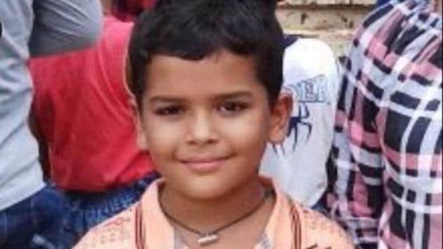 Seven-year-old Pradhyumn Thakur was found dead in the toilet of Ryan International School, Bhondsi, Gurgaon, on September 8, 2017.(HT File Photo)