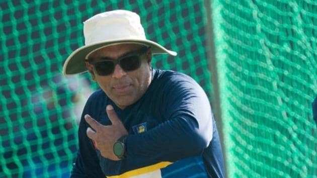 Chandika Hathurusingha , the Sri Lanka cricket team coach, will not be able to serve in the national selection committee when the squads are picked.(Getty Images)