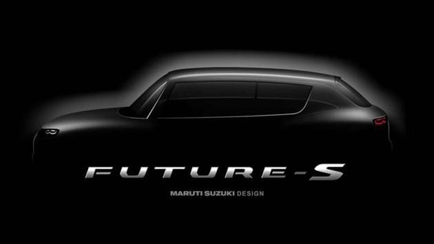 An upright stance, higher seating and ground clearance, horizontal hood giving aggressive stance and posture are some of the key design features of Maruti Suzuki's ConceptFutureS.