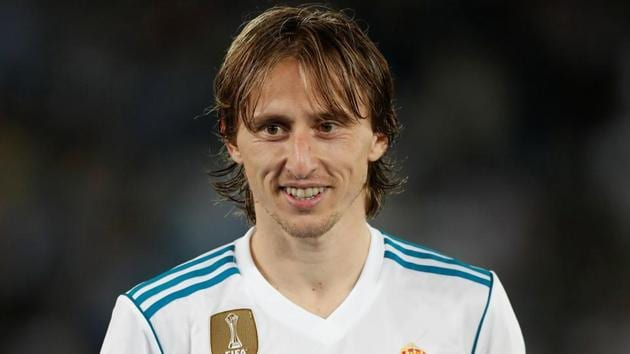 Luka Modric was accused of tax evasion by Spanish fiscal authorities.(REUTERS)