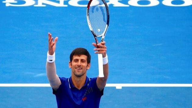 Novak Djokovic makes winning return to tennis in Melbourne
