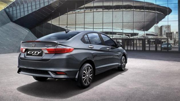 The Honda City. Honda Cars India Ltd (HCIL) on Thursday launched special editions of its three models City, Amaze and WR-V.