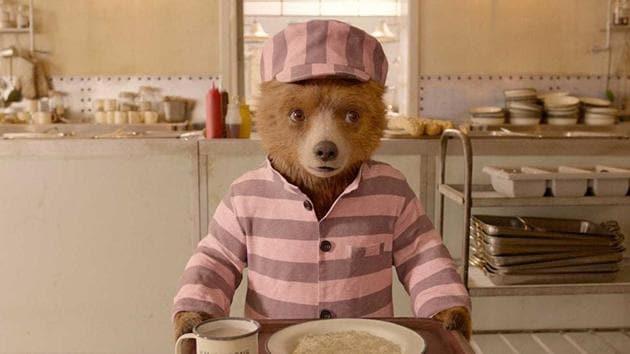 Ben Whishaw voices Paddington the Bear.