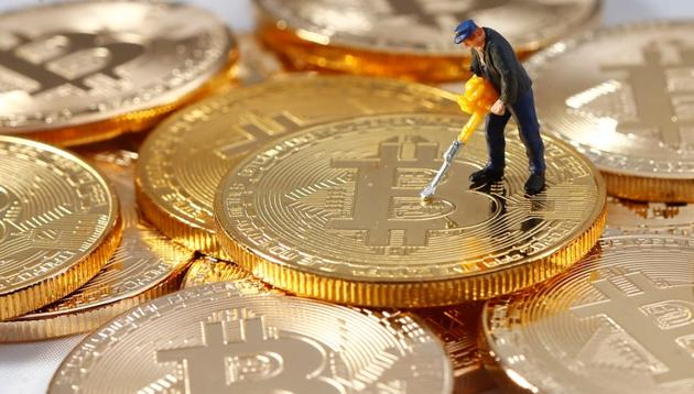 There are more than 1,300 decentralised currencies such as Bitcoin, Ripple and Litecoin, and the government wants a law to regulate trade of cryptocurrencies.(REUTERS)
