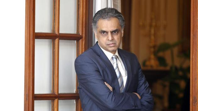 Syed Akbaruddin account was later restored along with the blue tick and the questionable tweets were also removed.(HT File Photo)