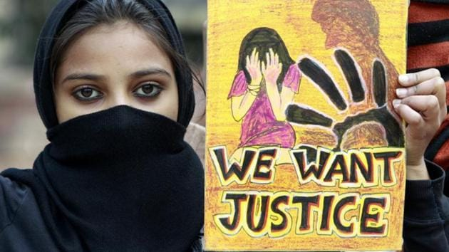 The incident that took place on Saturday in an area near Pinjore comes barely days after two minor Dalit girls were allegedly raped and killed in separate incidents in the state.(HT File/Representative image)