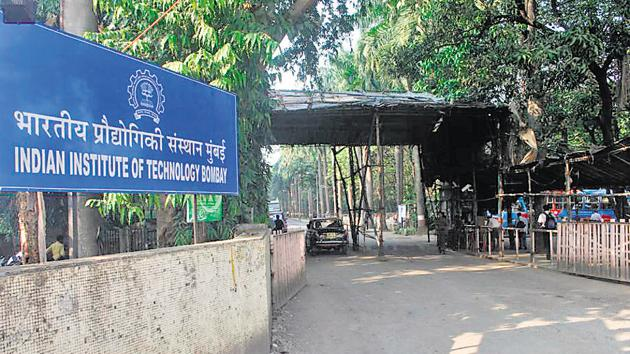 The email comes after several vegetarian students complained to the administration of hostel 11 of the Indian Institute of Techology-Bombay.(HT FILE)