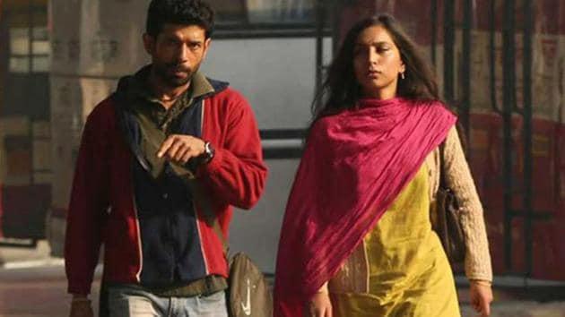 Vineet Kumar Singh got his first lead role with Mukkabaaz.